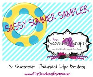 Sassy's Summer Sampler