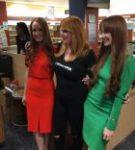Stephanie, Adrienne & Jill from Paul Mitchell